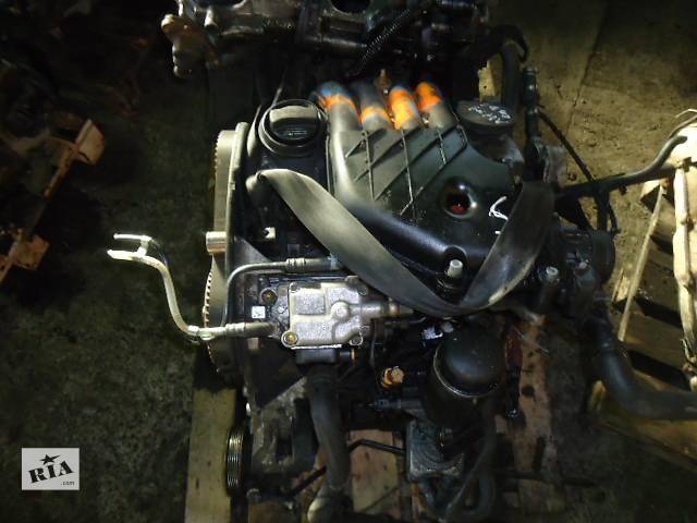 купить бу Б/у двигун для легкового авто Volkswagen Vento 1.9 sdi в сборе в Киеве