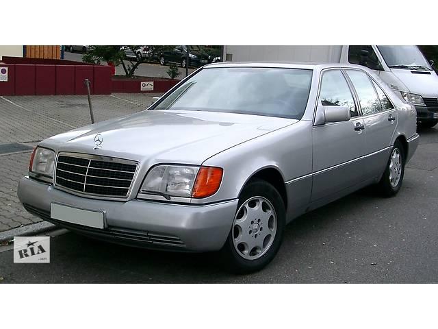 продам Б/у двигатель для Mercedes S 140 3.2і 1997г. (Мерседес).  бу в Ровно