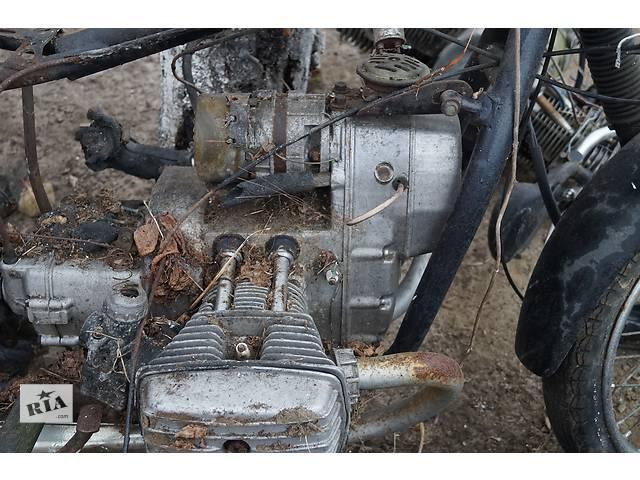 продам Б/у двигатель для мотоцикла, скутера, мопеда Днепр (КМЗ) МТ бу в Черкассах
