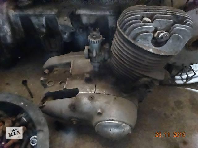 продам Б/у двигатель для мотоцикла ИЖ 49 бу в Запорожье