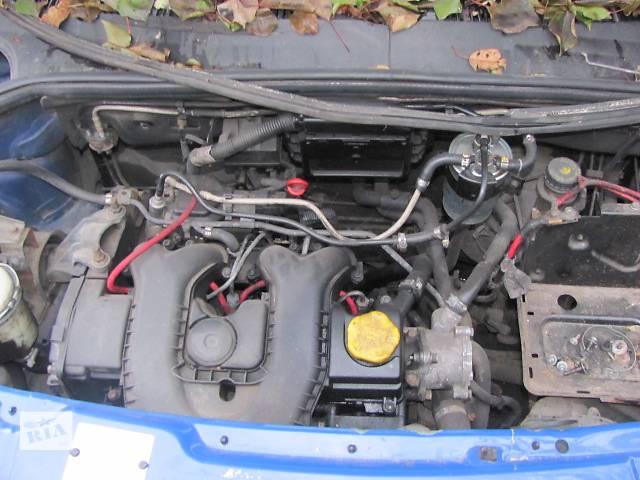 бу Б/у двигатель для микроавтобуса Fiat Doblo в Черкассах