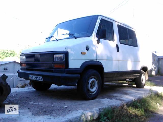 бу Б/у двигатель для микроавтобуса Fiat Ducato в Черкассах
