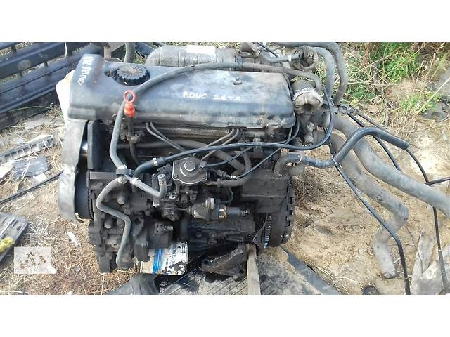 бу Б/у двигатель для микроавтобуса Fiat Ducato в Чернигове