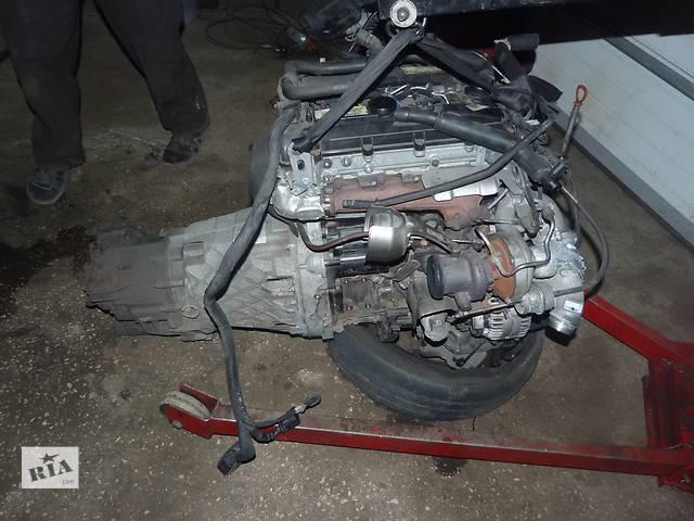 бу Б/у двигатель для микроавтобуса Mercedes Sprinter 906, 2.2 OM651 2011 года в Звенигородке