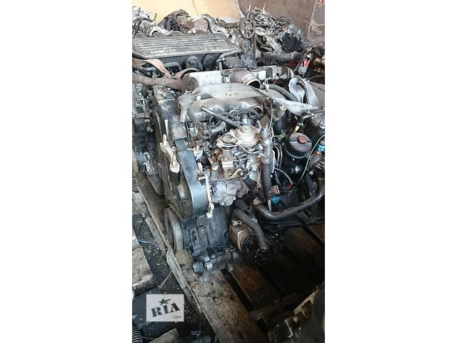 купить бу Б/у двигатель для минивена Fiat Scudo 1.9 дизель1.9 Турбо в Львове