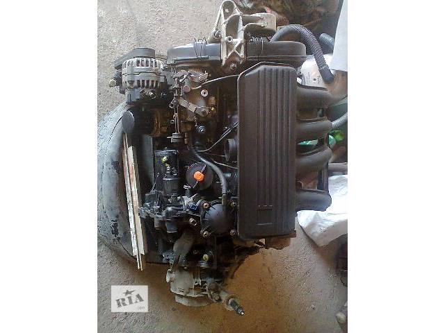 купить бу Б/у двигатель для минивена Fiat Scudo в Тлумаче