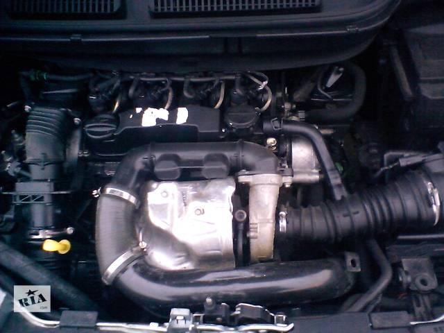 купить бу Б/у двигатель для минивена Ford S-Max1.6 TDI в сборе!! в Киеве