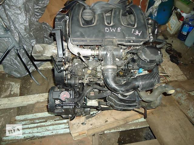 продам Б/у двигатель для минивена Peugeot Partner бу в Фастове