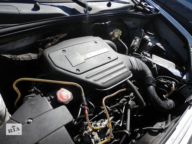 купить бу Б/у двигатель для минивена Renault Kangoo в Радивилове