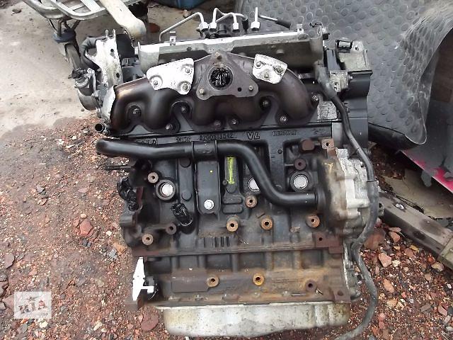 Б/у двигатель для  Renault Master, Trafic, Opel Vivaro. CDTI- объявление о продаже  в Ковеле