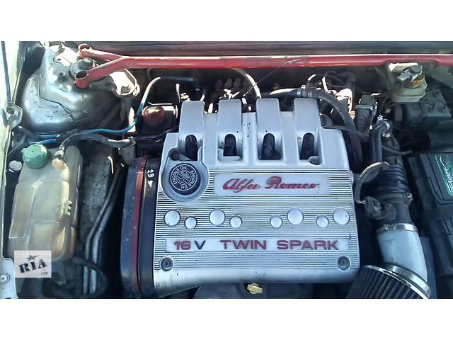 продам Б/у двигатель для седана Alfa Romeo 156 бу в Киеве