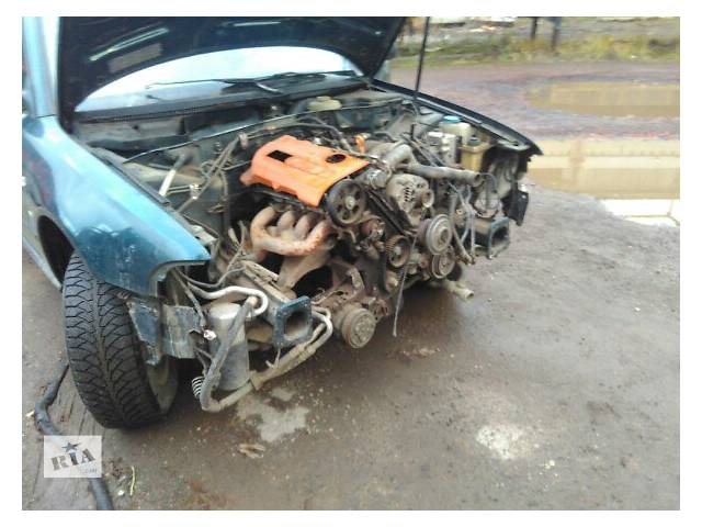 купить бу Б/у двигатель для седана Audi A4 в Ивано-Франковске