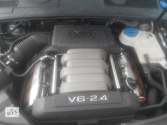 продам Б/у двигатель для седана Audi A6 2006 бу в Львове