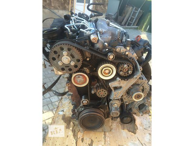 Б/у двигатель для седана Audi A6- объявление о продаже  в Снятине