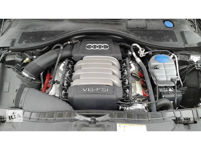 бу Б/у двигатель для седана Audi A6 в Львове