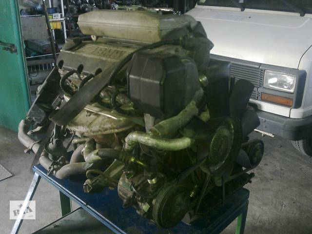Б/у двигатель для седана BMW 316- объявление о продаже  в Павлограде