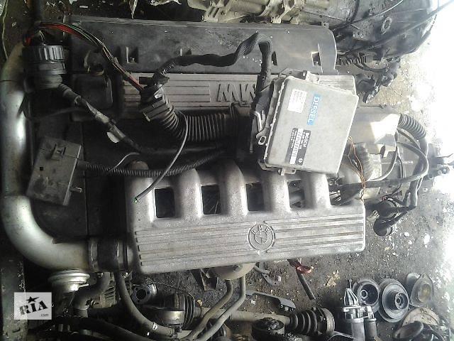 бу Б/у двигатель для седана BMW 325 1993 в Тараще (Киевской обл.)