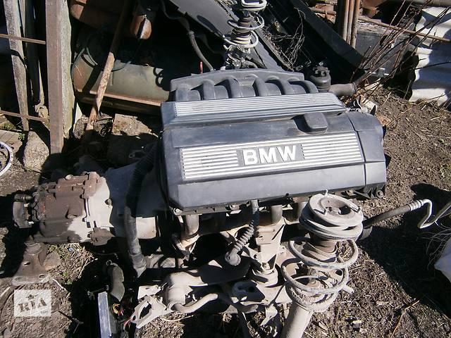 купить бу Б/у двигатель для седана BMW 5 Series в Тернополе