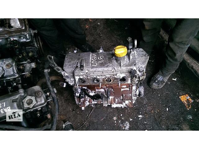 купить бу Б/у двигатель для седана Dacia Logan в Житомире
