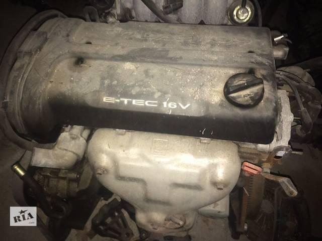 продам Б/у двигатель для седана Daewoo Nubira 1.6 16v бу в Умани