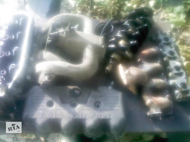 продам Б/у двигатель для седана Ford Focus сплит порт 2.0 бу в Киеве