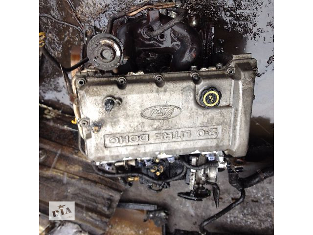 продам Б/у двигатель для седана Ford Scorpio 2.0 DOHC бу в Житомире