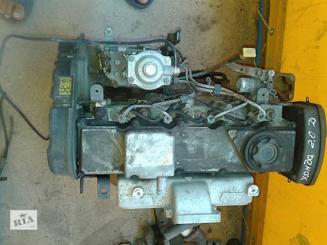 продам Б/у двигатель для седана Honda Accord бу в Одессе