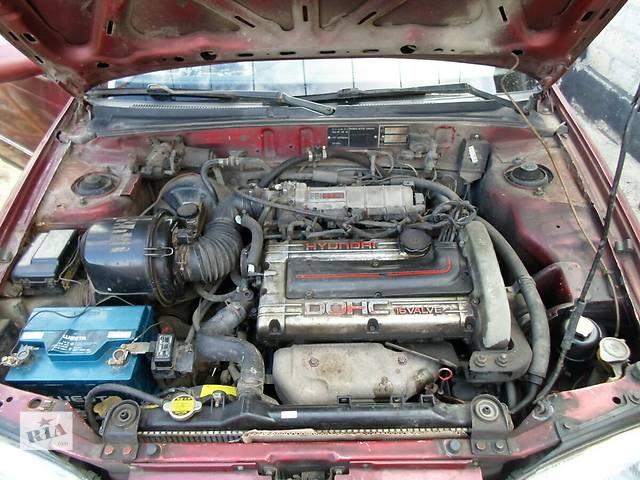 продам Б/у двигатель для седана Hyundai Lantra бу в Днепрорудном