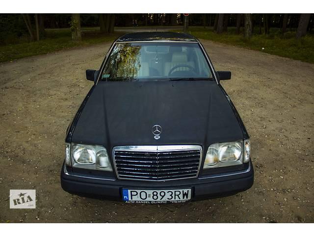 бу Б/у двигатель для седана Mercedes 124 в Черкассах