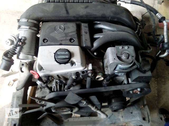 продам Б/у двигатель для седана Mercedes 210 бу в Немирове (Винницкой обл.)
