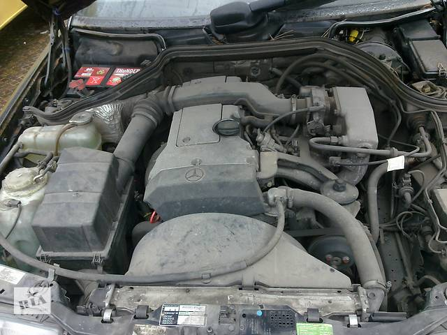 Двигатель для Mercedes Benz W124 E-Class 2.0 бензин m 111- объявление о продаже  в Тернополе