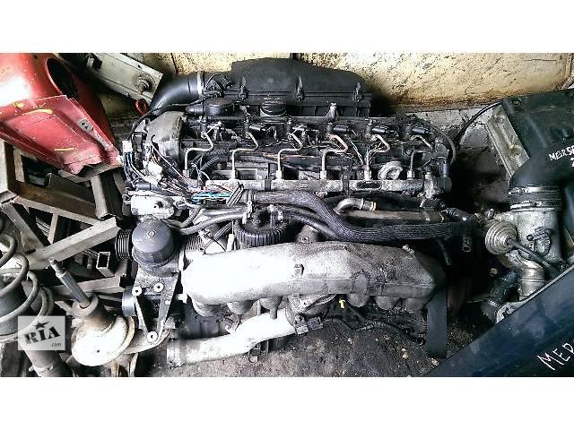 бу Б/у двигатель для седана Mercedes E-Class 2002 в Житомире