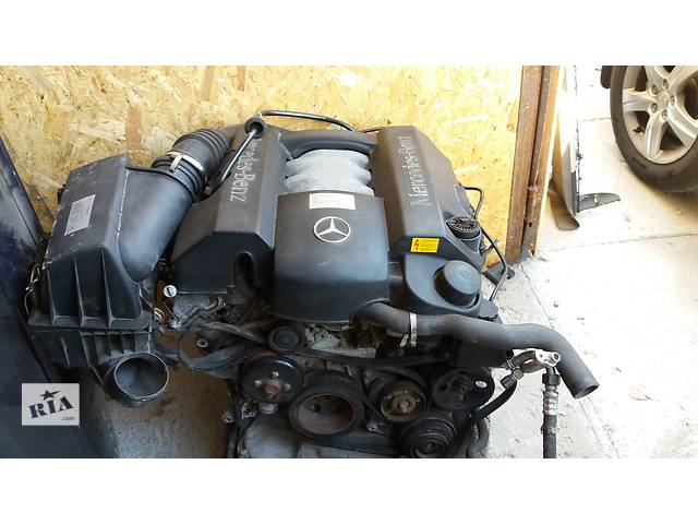 Б/у двигатель для седана Mercedes E-Class W210- объявление о продаже  в Киеве