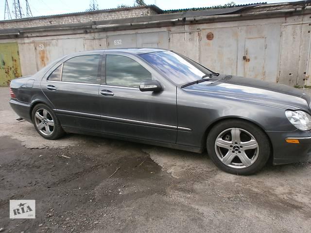 бу Б/у двигатель для седана Mercedes S 430 в Харькове