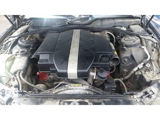 купить бу Б/у двигатель для седана Mercedes S 500 в Ужгороде