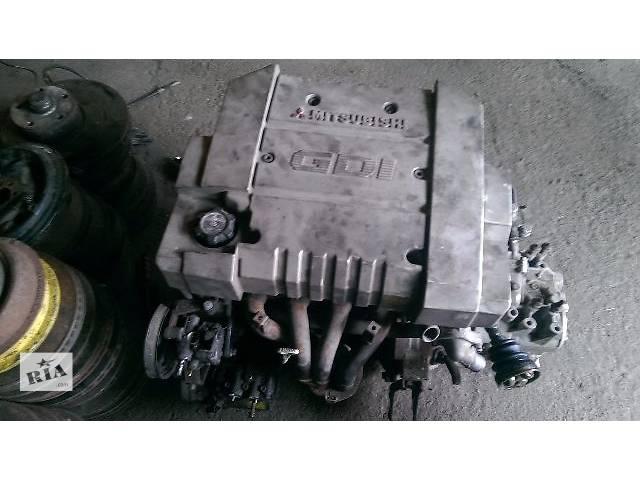 бу Б/у двигатель для седана Mitsubishi Carisma 1.8 GDI в Житомире