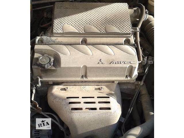 бу Б/у двигатель для седана Mitsubishi Galant 2008 в Харькове