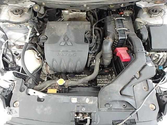 бу Б/у двигатель для седана Mitsubishi Lancer X в Харькове