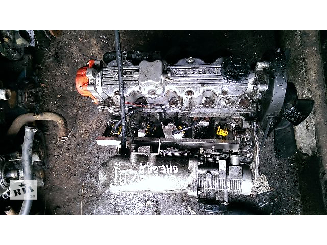бу Б/у двигатель для седана Opel Omega A в Житомире