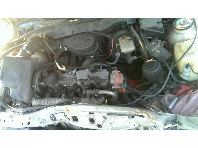 продам Б/у двигатель для седана Opel Vectra A 1992 бу в Запорожье