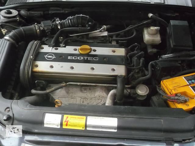 купить бу Б/у двигатель для седана Opel Vectra B 1,8 16V в Лебедине (Сумской обл.)