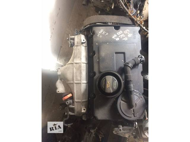 продам Б/у двигатель для седана Skoda SuperB 2.0 BKP бу в Умани