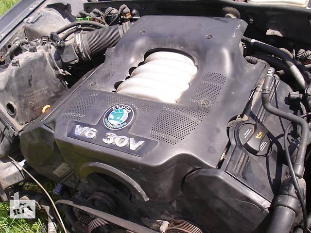 бу Б/у двигатель для седана Skoda SuperB в Львове