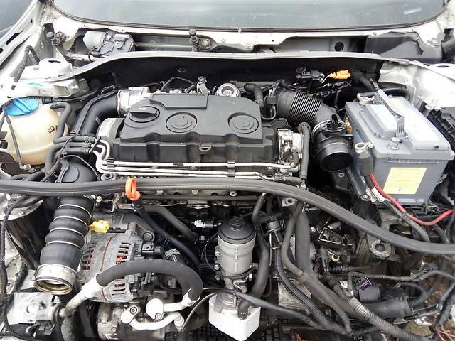 продам Б/у двигатель для седана Skoda SuperB бу в Львове