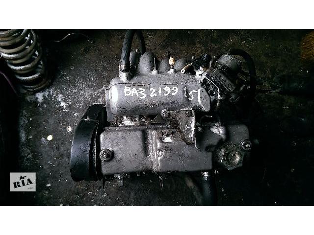 Б/у двигатель для седана ВАЗ 21099- объявление о продаже  в Житомире