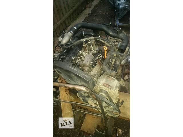 Б/у двигатель для седана Volkswagen Passat B5- объявление о продаже  в Черновцах