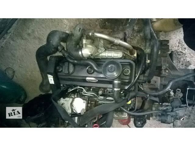 продам Б/у двигатель для седана Volkswagen T4 (Transporter) бу в Львове