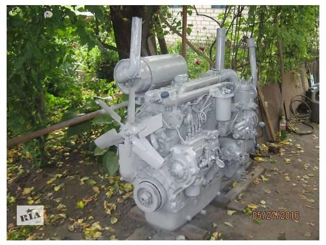 купить бу Б/у двигатель для спецтехники ХТЗ Т-74 в Новоархангельске