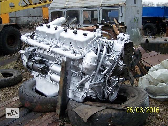 продам Б/у двигатель для спецтехники ЯМЗ бу в Кременчуге