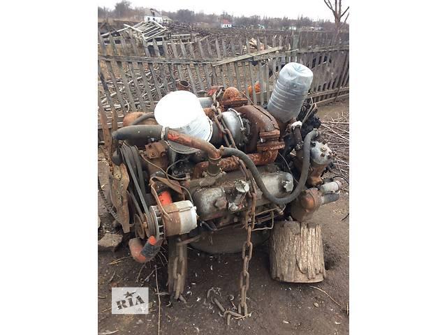 купить бу Б/у двигатель для трактора и другой спецтехники ХТЗ Т-150 в Братском